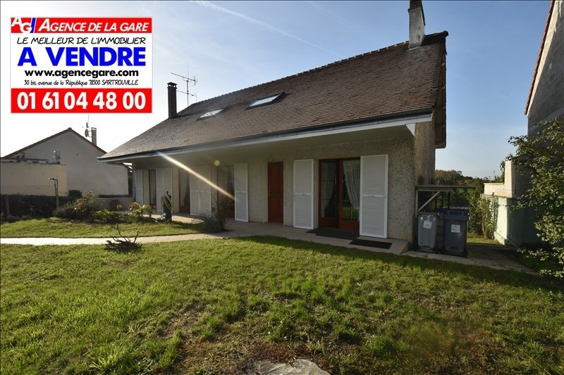 Sale house / villa Sartrouville 464000€ - Picture 4