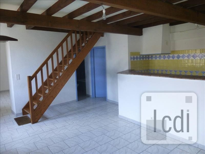 Vente appartement Le teil 65000€ - Photo 1