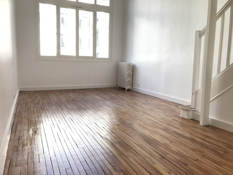 Location appartement Paris 17ème 2 697€ CC - Photo 1