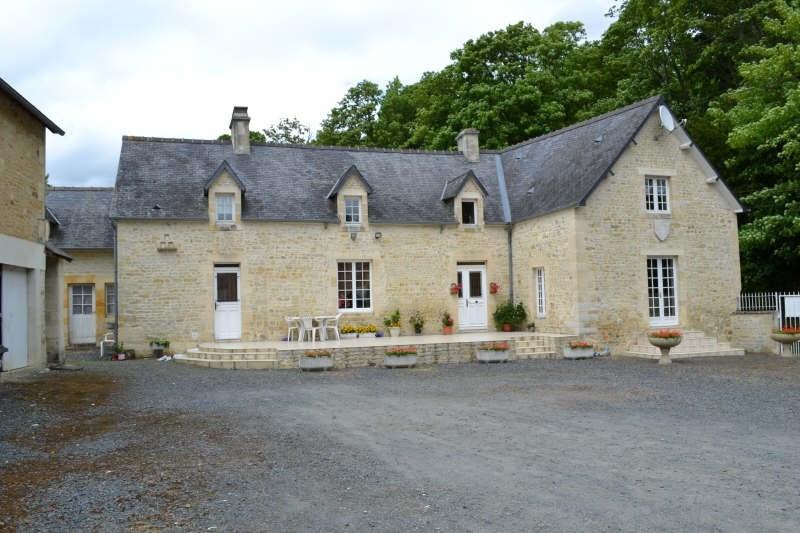 Vente maison / villa Juaye mondaye 409000€ - Photo 1