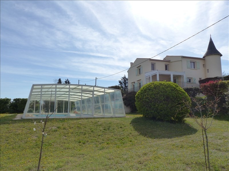 Deluxe sale house / villa Beziers 880 000€ - Picture 1