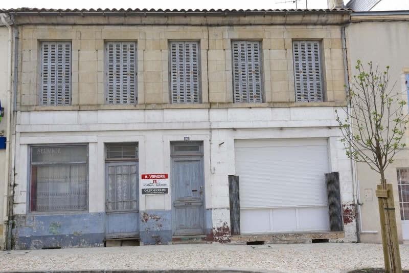 Sale house / villa St ciers sur gironde 97500€ - Picture 1