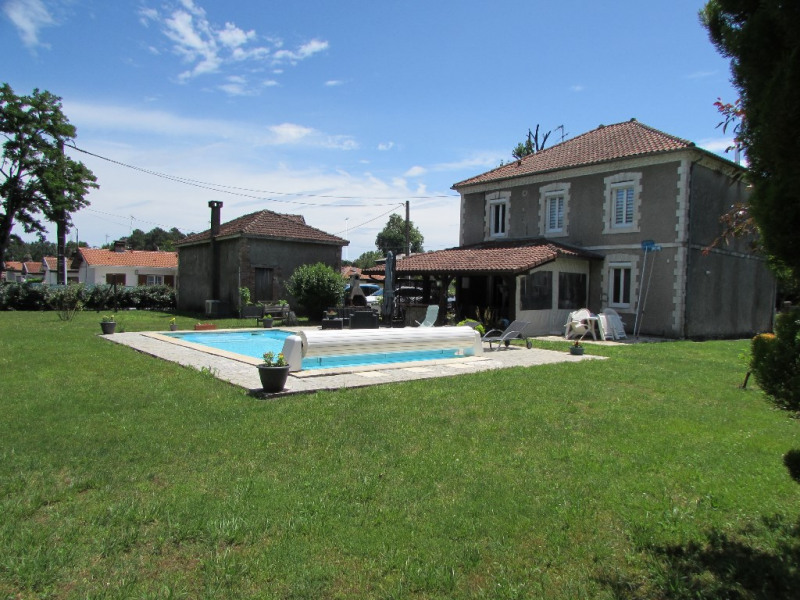Vente maison / villa Castets 379000€ - Photo 2