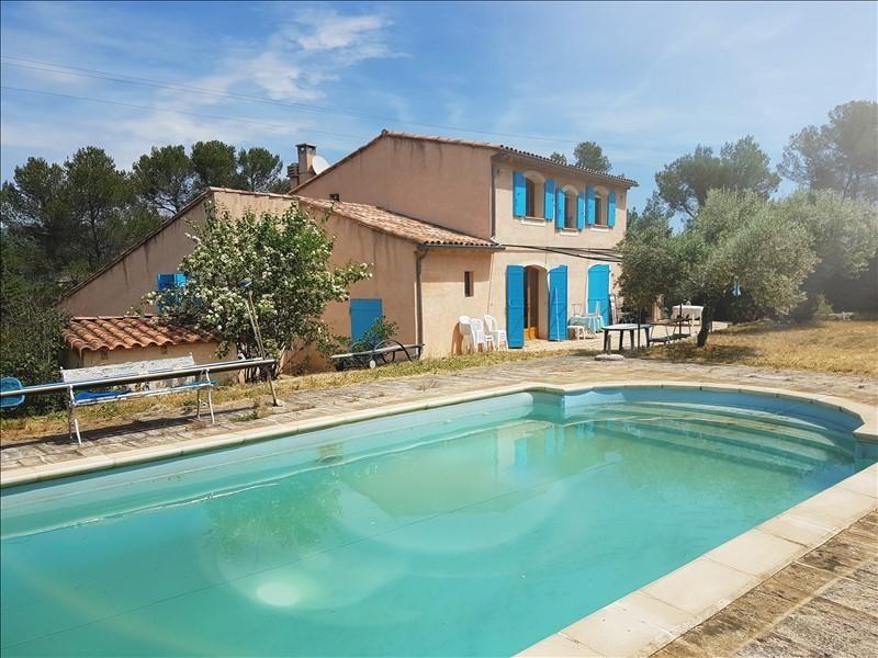 Sale house / villa Fuveau 546000€ - Picture 1