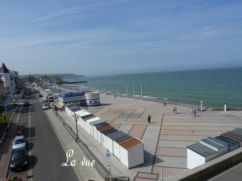 Vacation rental apartment Wimereux 750€ - Picture 1