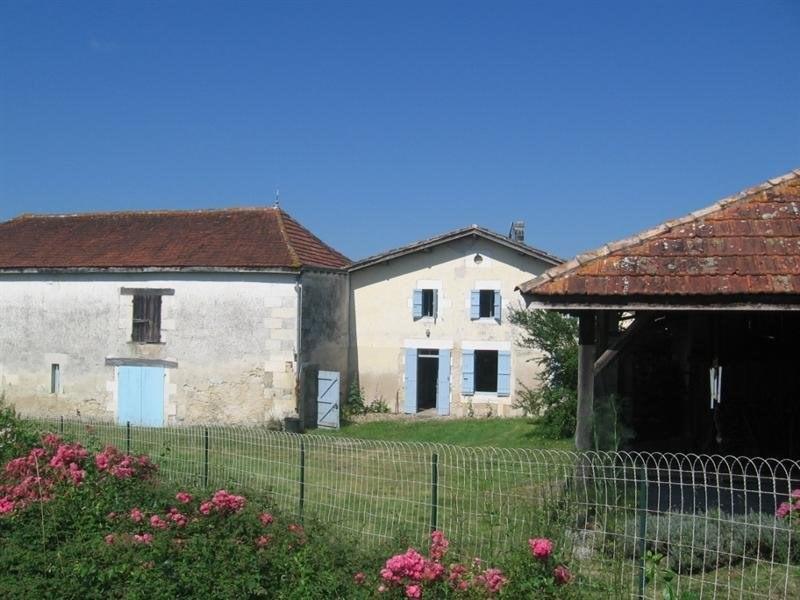 Sale house / villa Le fouilloux 99000€ - Picture 1