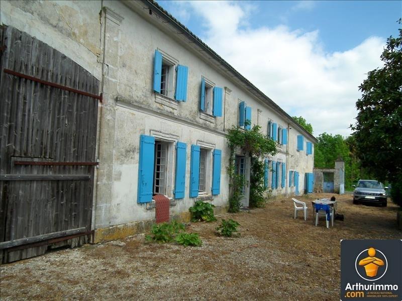 Vente maison / villa Matha 221550€ - Photo 2