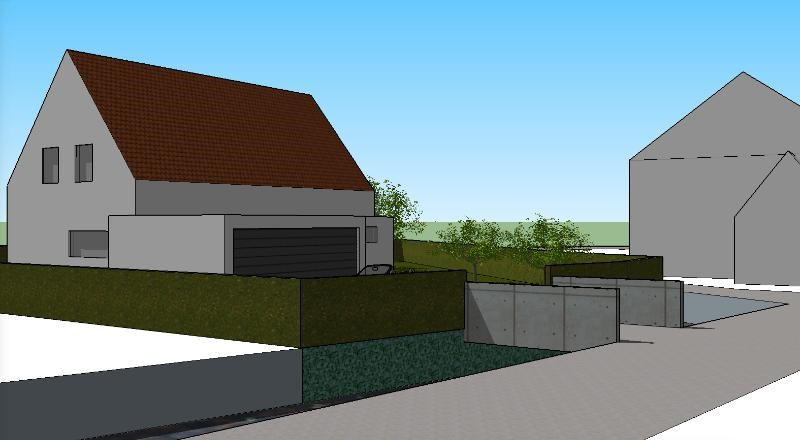 Vendita terreno Drachenbronn birlenbach 50400€ - Fotografia 4