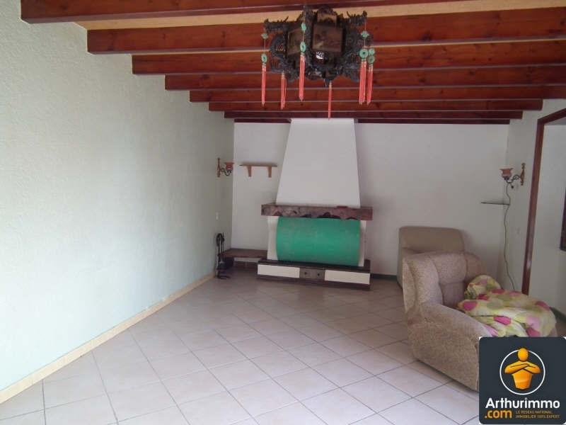 Sale house / villa Matha 138450€ - Picture 4