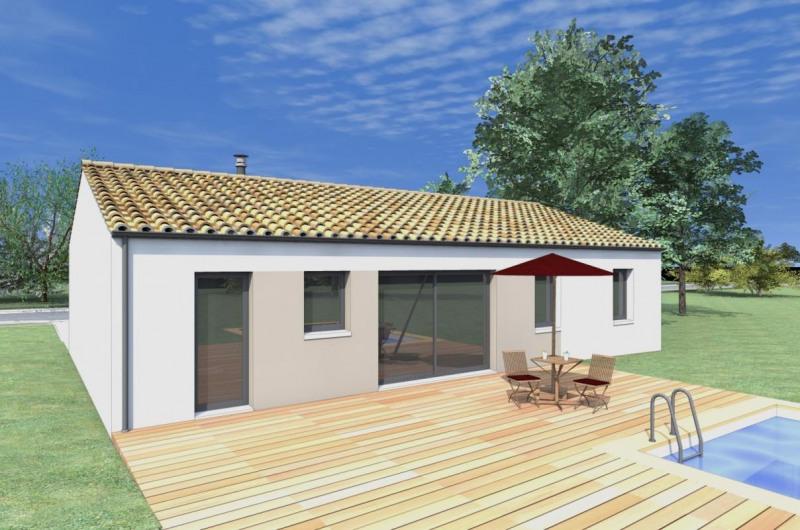 Maison  5 pièces + Terrain 440 m² La Roche-sur-Yon par ALLIANCE CONSTRUCTION LA ROCHE SUR YON