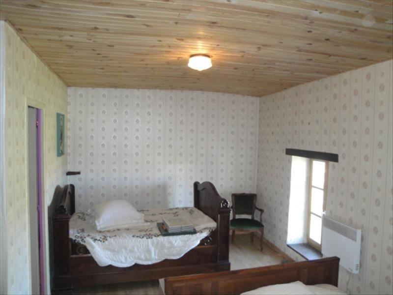 Vente maison / villa Cherveux 69800€ - Photo 5