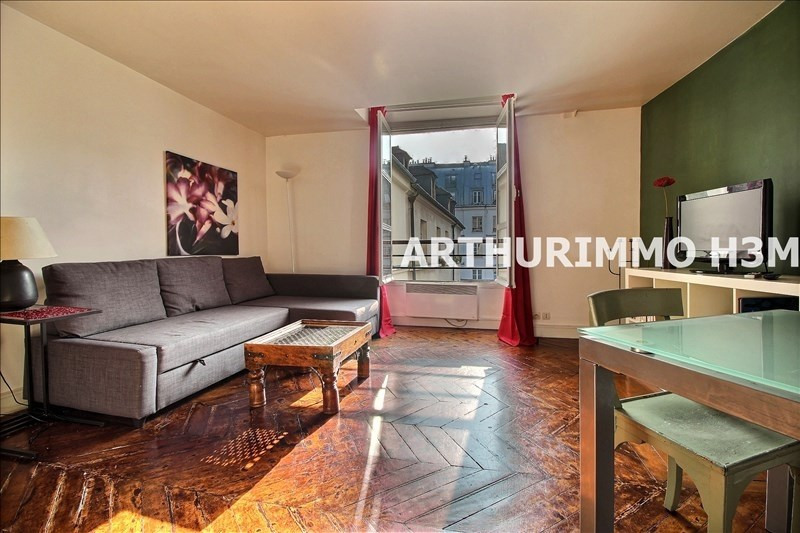 Sale apartment Paris 3ème 560 000€ - Picture 1