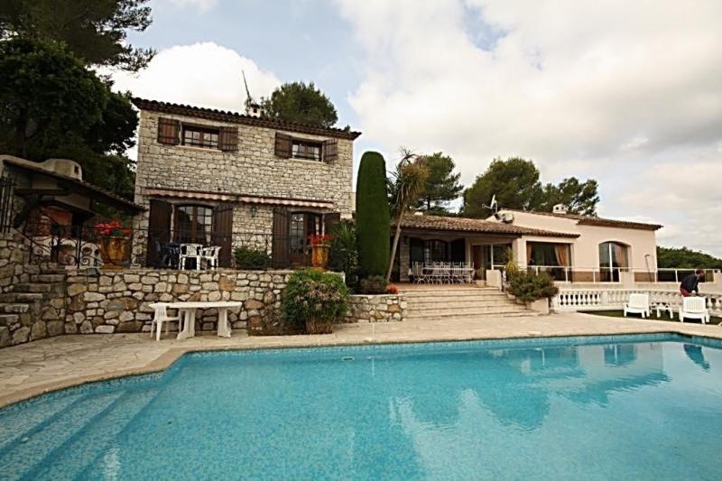 Vente de prestige maison / villa Vallauris 1760000€ - Photo 8
