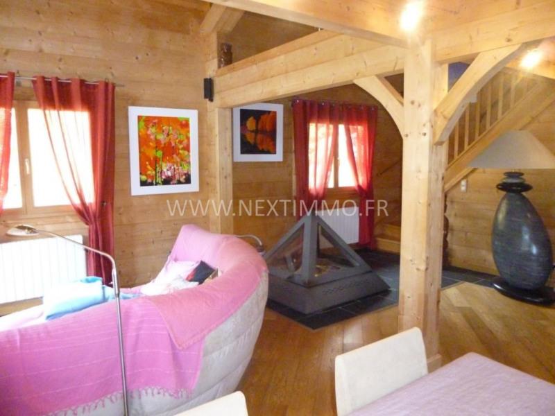 Revenda casa Saint-martin-vésubie 487000€ - Fotografia 4