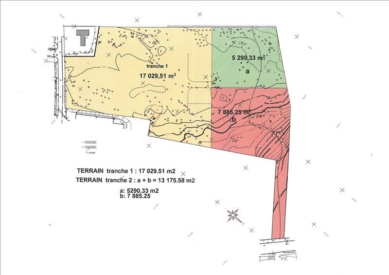 Vente terrain Avermes 515000€ - Photo 1
