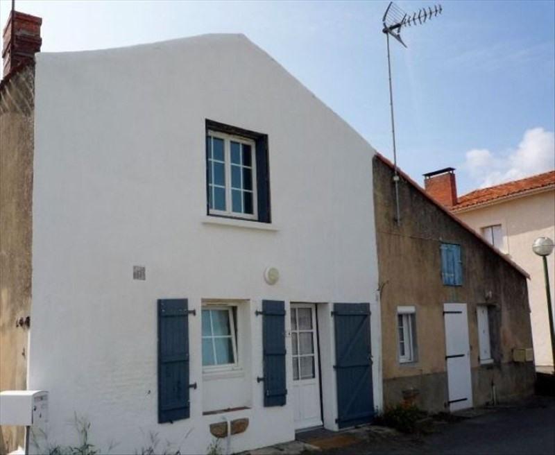 Sale house / villa La chaize le vicomte 99000€ - Picture 1