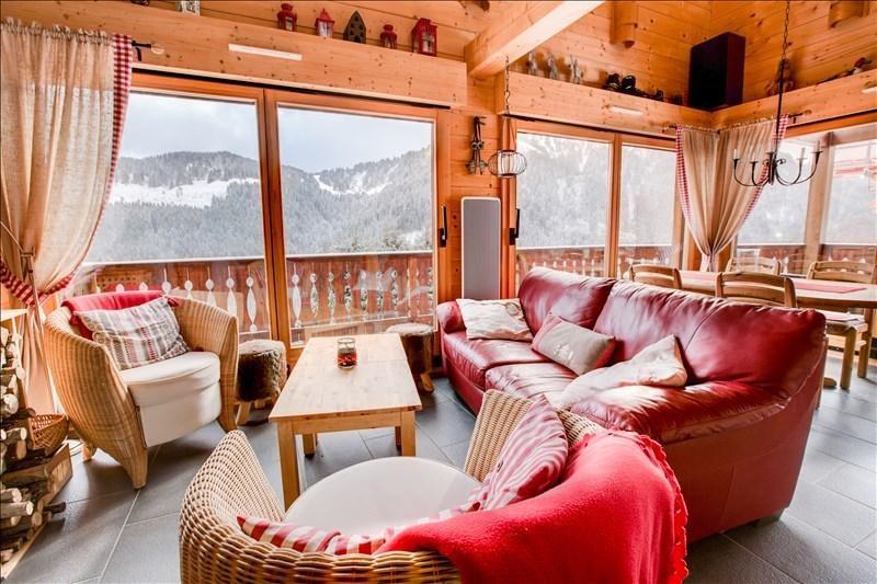 Deluxe sale house / villa La cote d arbroz 665000€ - Picture 2