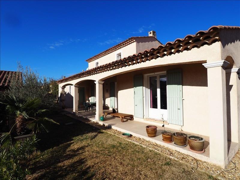 Sale house / villa Pierrevert 349000€ - Picture 1