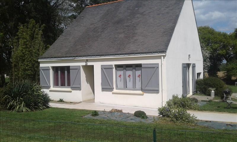Vente maison / villa St servant 90500€ - Photo 1