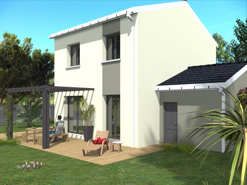 Maison  4 pièces + Terrain 377 m² Tignieu-Jameyzieu par MAISONS SMILE