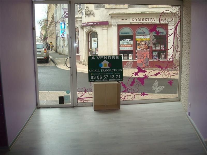 Vente boutique Nevers 50000€ - Photo 4