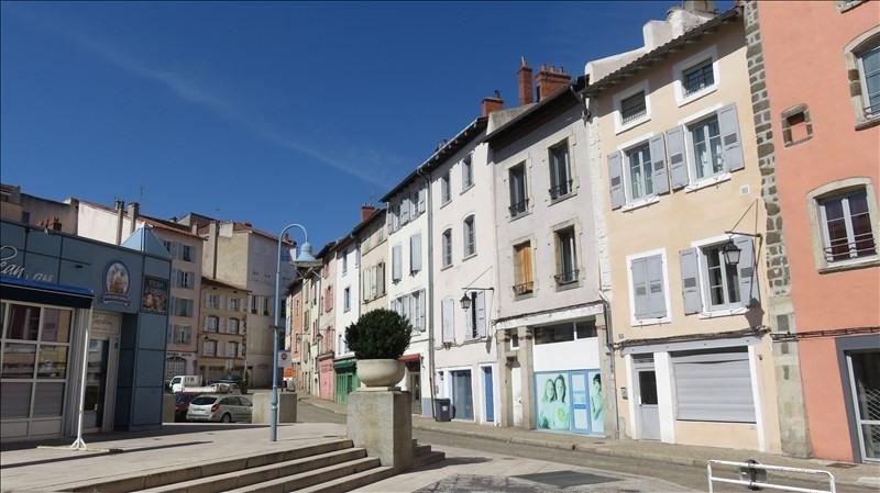 Sale apartment Le puy en velay 75000€ - Picture 1