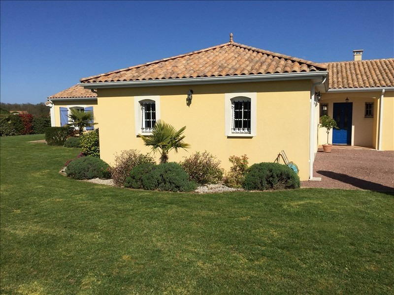 Vente maison / villa Liguge 399900€ - Photo 1