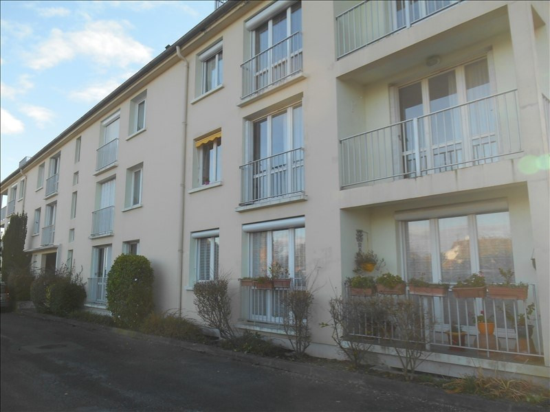 Rental apartment Troyes 521€ CC - Picture 1