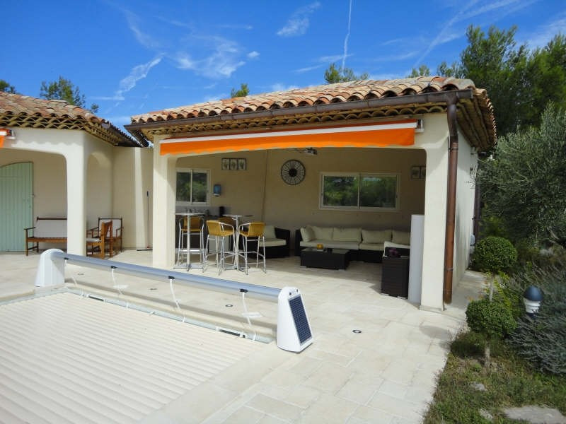 Deluxe sale house / villa St chamas 630 000€ - Picture 4