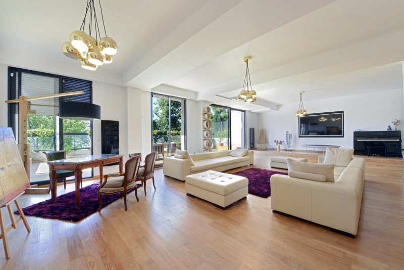 Deluxe sale apartment Neuilly-sur-seine 2350000€ - Picture 6