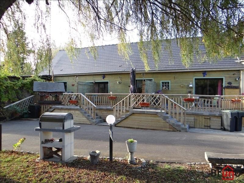 Vendita casa Noyelles sur mer 261500€ - Fotografia 2