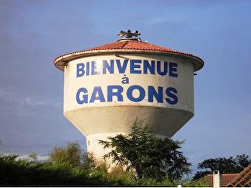 Vente terrain Garons 85000€ - Photo 1
