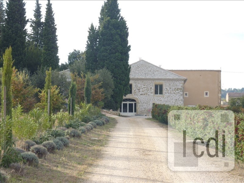 Vente de prestige maison / villa Grignan 900000€ - Photo 1