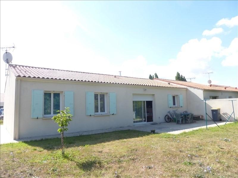 Vente maison / villa Rochefort 297000€ - Photo 1
