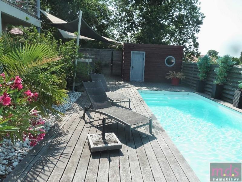 Deluxe sale house / villa Montrabe 2 pas 560000€ - Picture 2