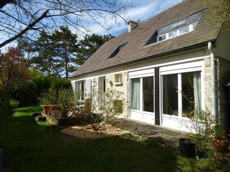 Vente maison / villa Courteuil 398000€ - Photo 1