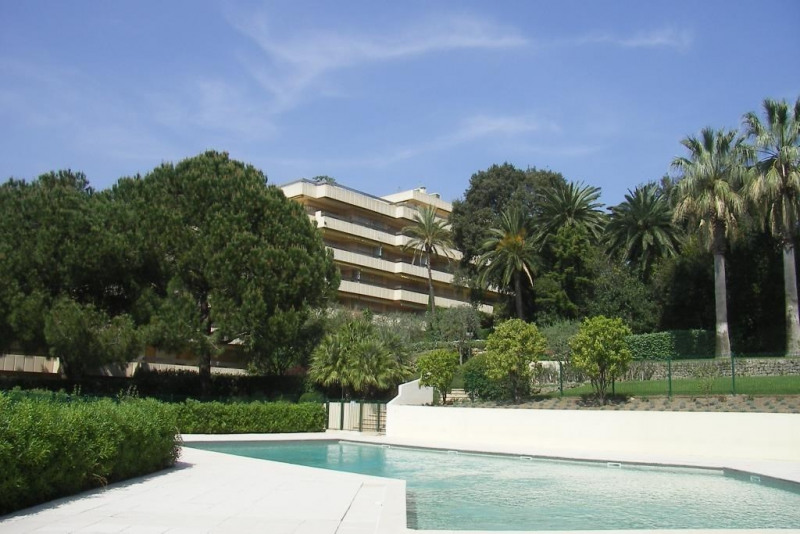 Vacation rental apartment Cap d'antibes  - Picture 1