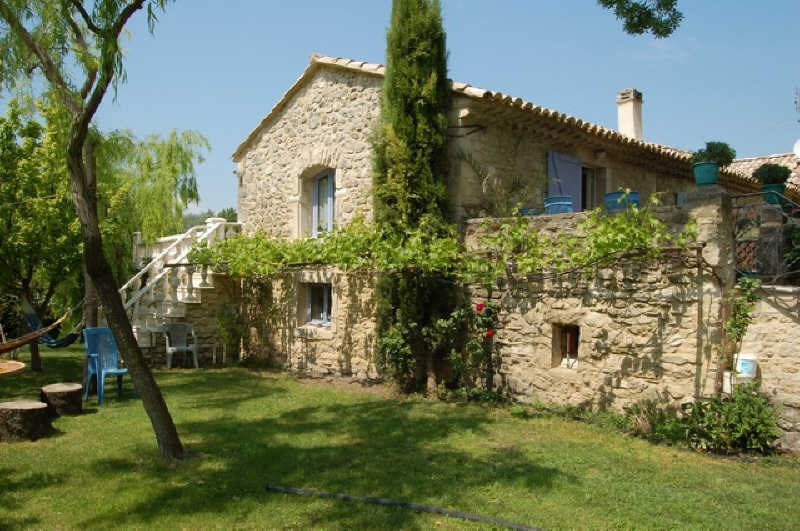 Vente de prestige maison / villa Grignan 1196000€ - Photo 1