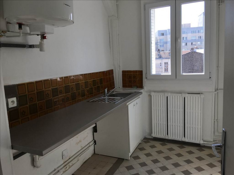 Rental apartment Aubervilliers 790€ +CH - Picture 3