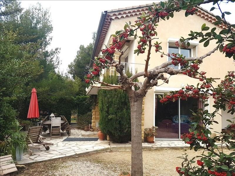 Vente maison / villa Eyguieres 398000€ - Photo 1
