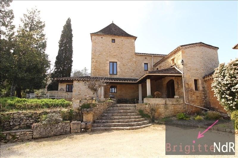 Deluxe sale house / villa Puy l eveque 1470000€ - Picture 2