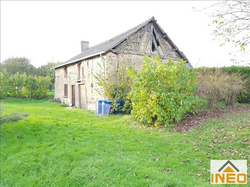 Vente maison / villa Pleumeleuc 75600€ - Photo 2