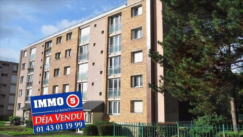 Vente appartement Gagny 91000€ - Photo 1