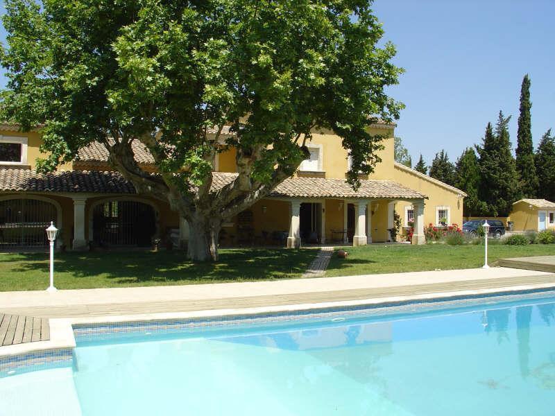 Verkoop van prestige  huis Avignon 899000€ - Foto 2