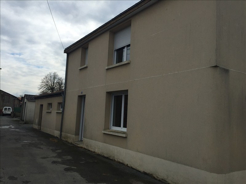 Vente maison / villa Le pin en mauges 44 280€ - Photo 1