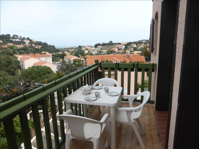 Vente appartement Collioure 263 000€ - Photo 1