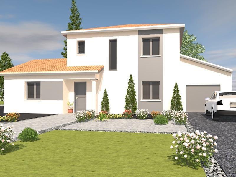 Maison  6 pièces + Terrain 1951 m² Macon par MAISONS ARLOGIS