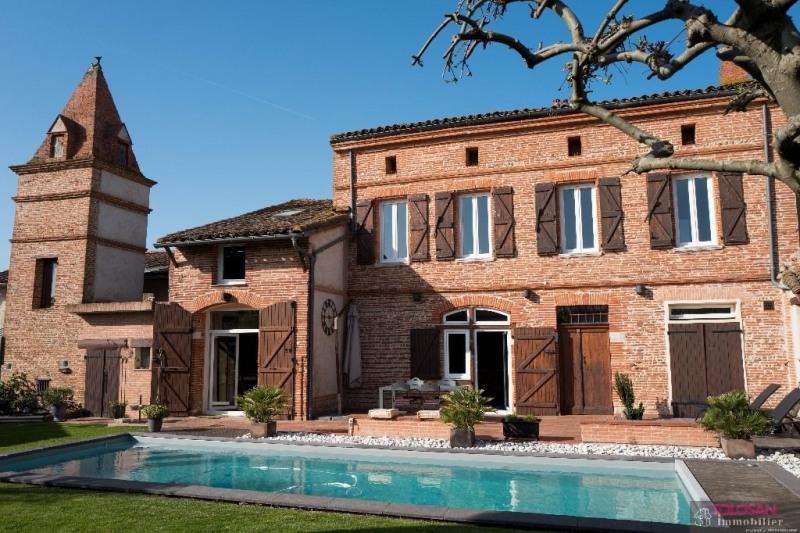 Vente de prestige maison / villa St orens secteur 660000€ - Photo 1