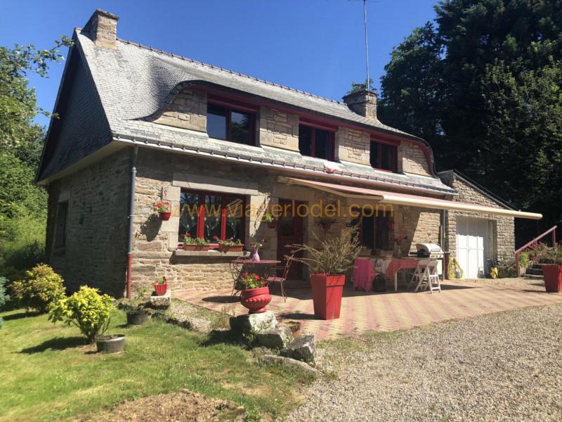 Lijfrente  huis Plumelec 35000€ - Foto 1