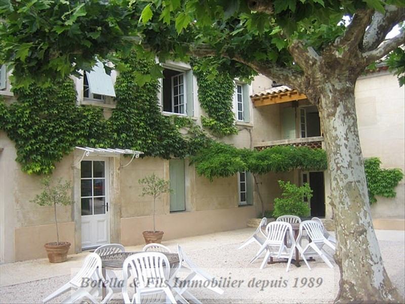 Vente de prestige maison / villa Goudargues 545000€ - Photo 14